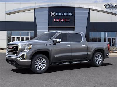 2021 GMC Sierra 1500 Crew Cab 4x4, Pickup #N235687 - photo 3