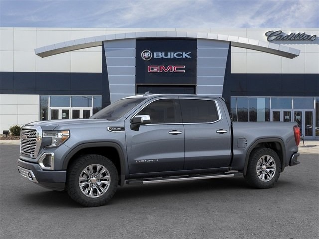 2020 Sierra 1500 Crew Cab 4x4, Pickup #N238615 - photo 3