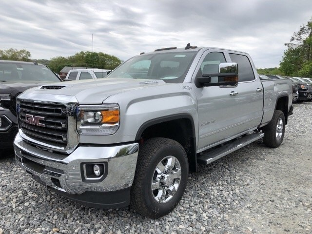 2019 Sierra 2500 Crew Cab 4x4,  Pickup #N253479 - photo 1