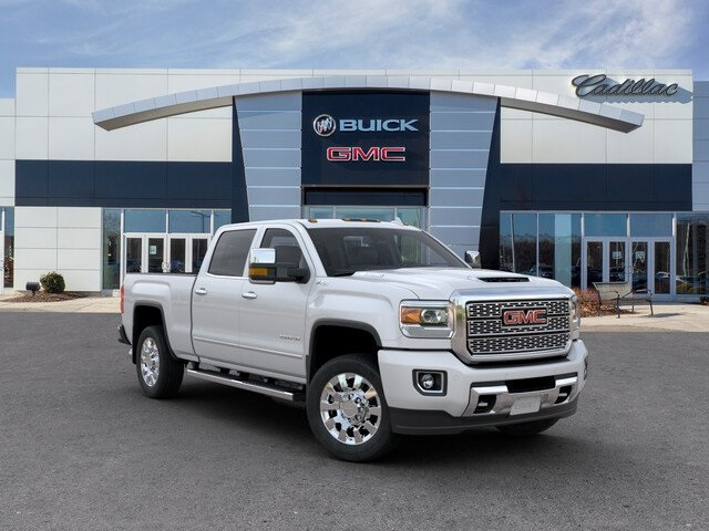 2019 Sierra 2500 Crew Cab 4x4,  Pickup #N260259 - photo 1