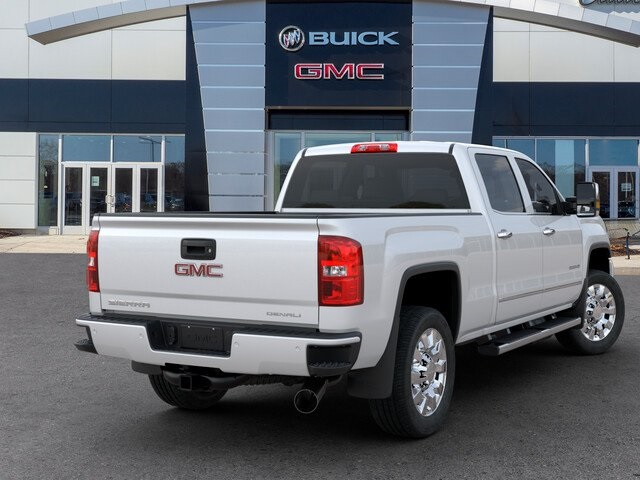 2019 Sierra 2500 Crew Cab 4x4,  Pickup #N260259 - photo 5