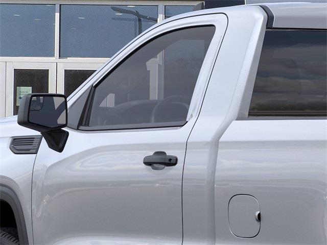 2021 GMC Sierra 1500 Regular Cab 4x4, Pickup #N268238 - photo 10
