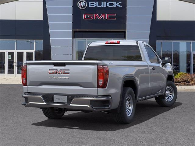 2021 GMC Sierra 1500 Regular Cab 4x4, Pickup #N268238 - photo 2