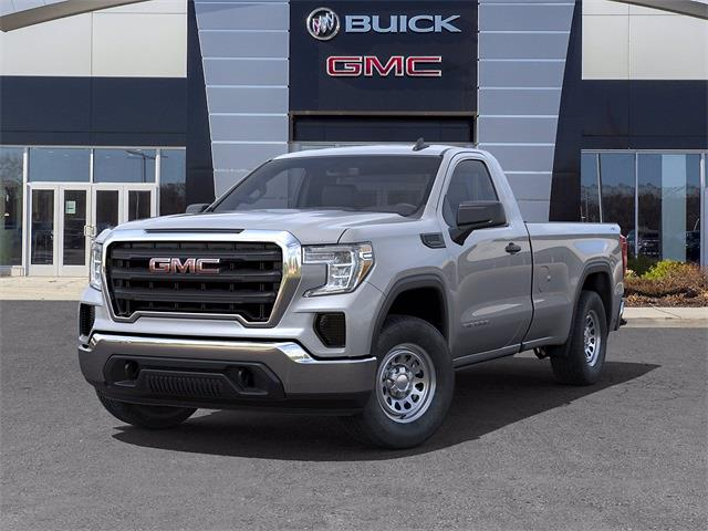 2021 GMC Sierra 1500 Regular Cab 4x4, Pickup #N268238 - photo 6