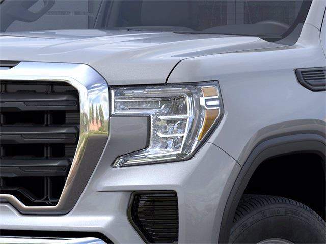 2021 GMC Sierra 1500 Regular Cab 4x4, Pickup #N268238 - photo 8