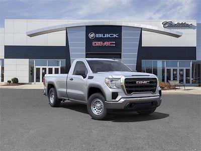 2021 GMC Sierra 1500 Regular Cab 4x4, Pickup #N268238 - photo 1
