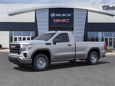 2021 GMC Sierra 1500 Regular Cab 4x4, Pickup #N268238 - photo 3