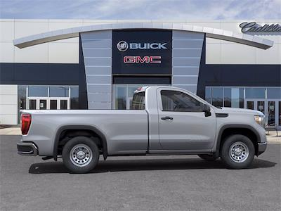 2021 GMC Sierra 1500 Regular Cab 4x4, Pickup #N268238 - photo 5
