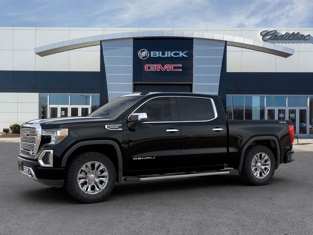 2019 Sierra 1500 Crew Cab 4x4,  Pickup #N269579 - photo 3