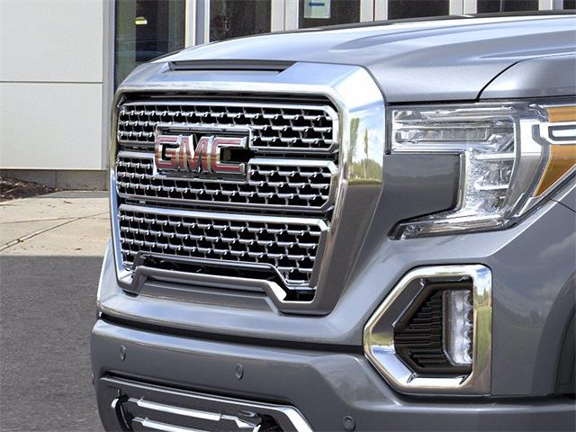 2021 GMC Sierra 1500 Crew Cab 4x4, Pickup #N277356 - photo 11