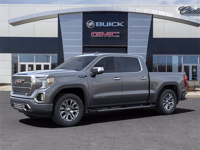 2021 GMC Sierra 1500 Crew Cab 4x4, Pickup #N277356 - photo 3