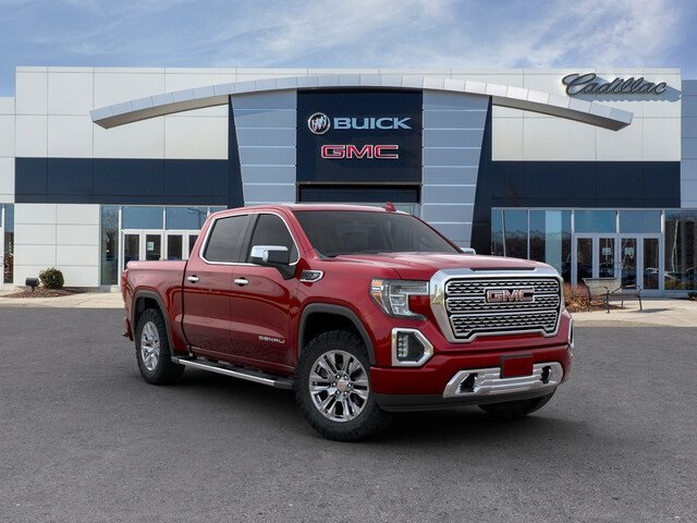 2019 Sierra 1500 Crew Cab 4x4,  Pickup #N283817 - photo 1