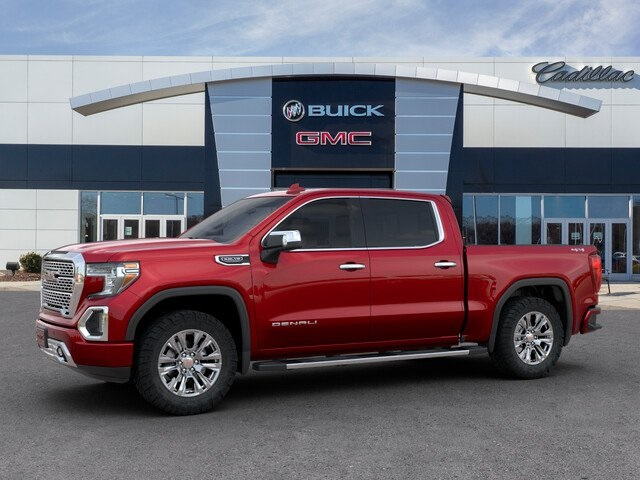 2019 Sierra 1500 Crew Cab 4x4,  Pickup #N283817 - photo 3