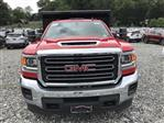 2018 Sierra 3500 Regular Cab DRW 4x4,  Rugby Eliminator LP Steel Dump Body #N291114 - photo 3