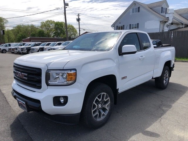 2019 Canyon Extended Cab 4x4,  Pickup #N292201 - photo 1