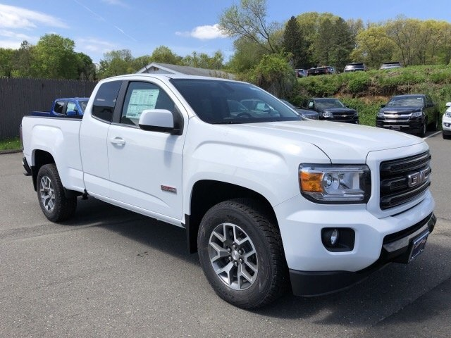 2019 Canyon Extended Cab 4x4,  Pickup #N292201 - photo 5
