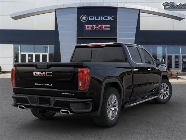 2020 GMC Sierra 1500 Crew Cab 4x4, Pickup #N296577 - photo 2