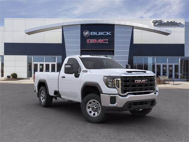 2020 GMC Sierra 3500 Regular Cab 4x4, Pickup #N310801 - photo 1