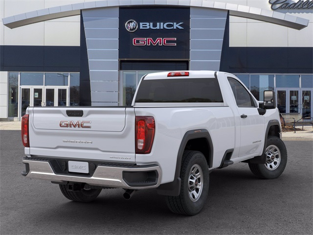 2020 GMC Sierra 3500 Regular Cab 4x4, Pickup #N310801 - photo 2