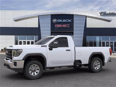 2020 GMC Sierra 3500 Regular Cab 4x4, Pickup #N310801 - photo 3