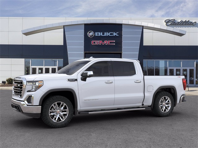 2020 GMC Sierra 1500 Crew Cab 4x4, Pickup #N358090 - photo 3