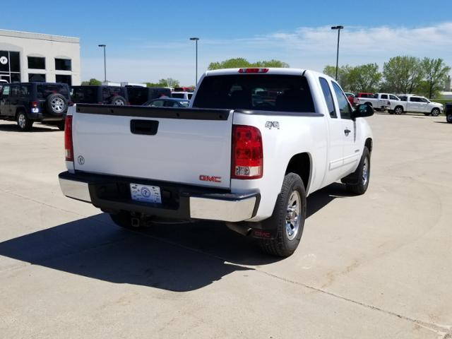 2012 GMC Sierra 1500 Extended Cab 4x4, Pickup #C0645A - photo 1