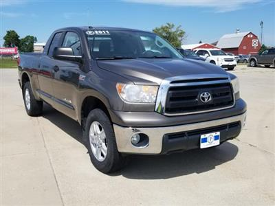 2011 Toyota Tundra Double Cab 4x4, Pickup #C0695A - photo 1