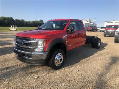 2020 Ford F-550 Super Cab DRW 4x4, Cab Chassis #FC190914 - photo 1