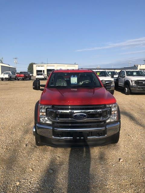 2020 Ford F-550 Super Cab DRW 4x4, Cab Chassis #FC190916 - photo 4