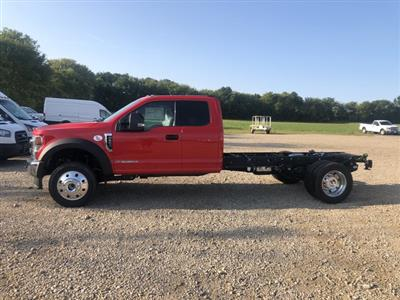 2020 Ford F-550 Super Cab DRW 4x4, Cab Chassis #FC190916 - photo 3