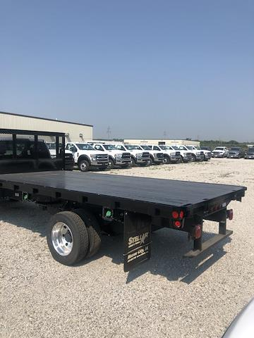 2017 Ford F-550 Regular Cab DRW RWD, Stake Bed #FD152054 - photo 4