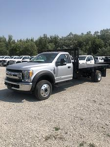 2017 Ford F-550 Regular Cab DRW RWD, Stake Bed #FD152054 - photo 1