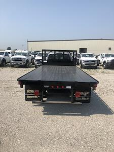 2017 Ford F-550 Regular Cab DRW RWD, Stake Bed #FD152054 - photo 5