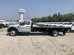2017 Ford F-550 Regular Cab DRW RWD, Stake Bed #FD152054 - photo 3