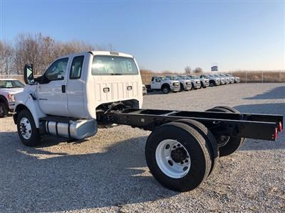 2019 Ford F-750 Super Cab DRW 4x2, Cab Chassis #FE175378 - photo 2