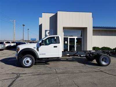 2019 F-550 Regular Cab DRW 4x2, Cab Chassis #FE194817 - photo 3