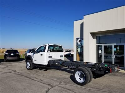 2019 F-550 Regular Cab DRW 4x2, Cab Chassis #FE194817 - photo 2