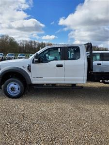 2019 Ford F-550 Super Cab DRW 4x4, Knapheide PGNB Gooseneck Platform Body #FE195300 - photo 3