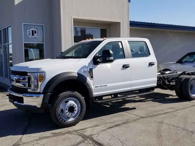2019 Ford F-550 Crew Cab DRW 4x2, Cab Chassis #FE195444 - photo 1