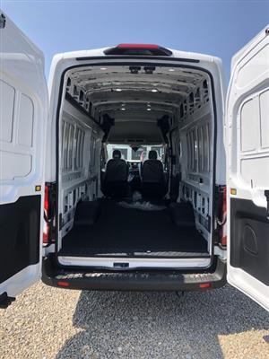 2020 Ford Transit 350 HD High Roof DRW RWD, Empty Cargo Van #FE204263 - photo 2