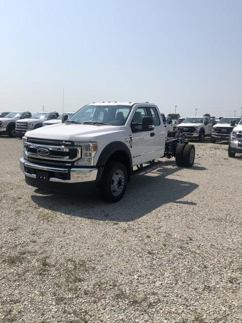 2020 Ford F-550 Super Cab DRW RWD, Cab Chassis #FE204293 - photo 1