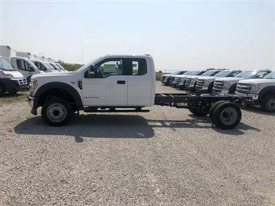 2020 Ford F-550 Super Cab DRW RWD, Cab Chassis #FE204293 - photo 4