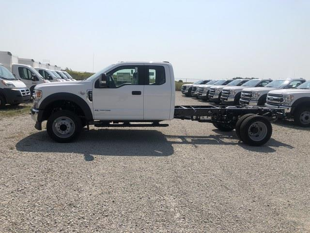 2020 Ford F-550 Super Cab DRW RWD, Cab Chassis #FE204294 - photo 4