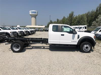 2020 Ford F-550 Super Cab DRW RWD, Cab Chassis #FE204294 - photo 7