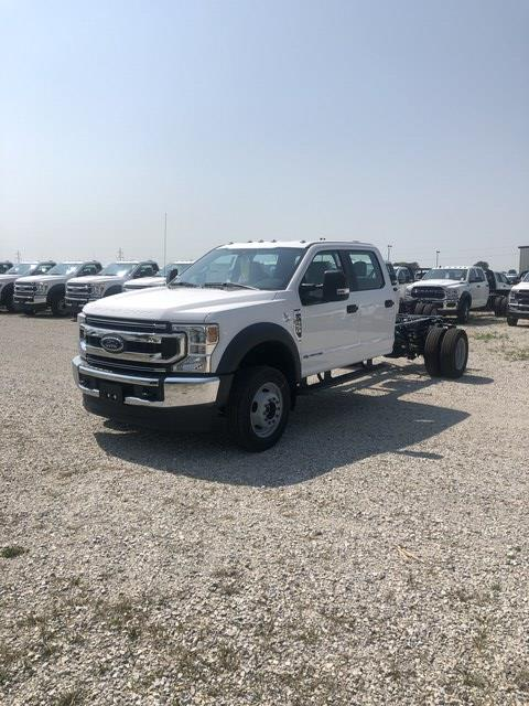 2020 Ford F-550 Crew Cab DRW 4x4, Cab Chassis #FE204318 - photo 1