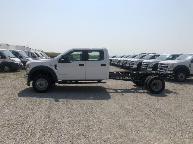 2020 Ford F-550 Crew Cab DRW 4x4, Cab Chassis #FE204318 - photo 4