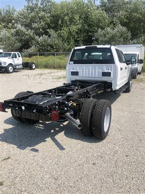 2020 Ford F-550 Crew Cab DRW 4x4, Cab Chassis #FE204318 - photo 2