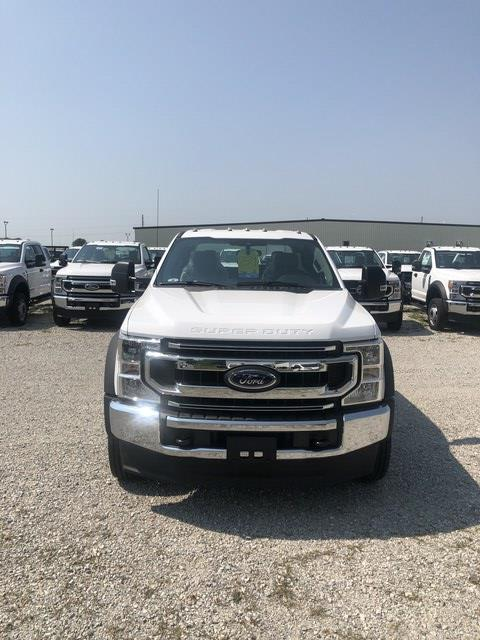 2020 Ford F-550 Crew Cab DRW 4x4, Cab Chassis #FE204319 - photo 3