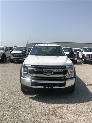 2020 Ford F-550 Crew Cab DRW 4x4, Cab Chassis #FE204320 - photo 3