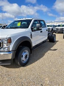 2020 Ford F-550 Crew Cab DRW 4x4, Cab Chassis #FE204321 - photo 1